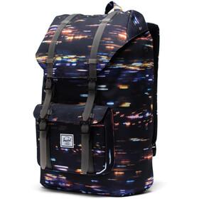 Herschel Little America Mid-Volume Backpack 17l, negro